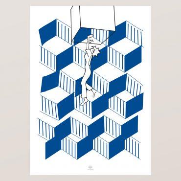 Το φορτίο (μπλε)